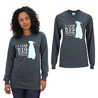 I Like Big Mutts™ Long Sleeve T-Shirt