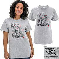 HSUS Open Hearts T-Shirt