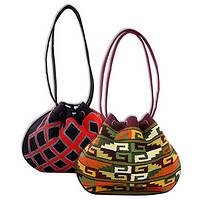 Peruvian Tapestry Shoulder Bag