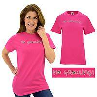 No Growling T-Shirt