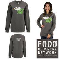 The Food Recovery Network Long Sleeve T-Shirt