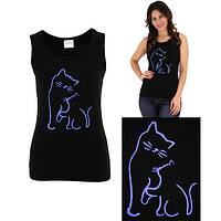 Cat & Kitten Tank Top