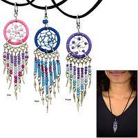 Dreamcatcher Beaded Necklace