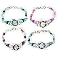 Dreamcatcher Beaded Bracelet