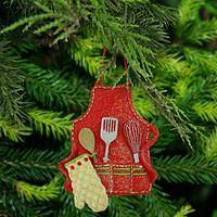 Cook's Apron Ornament