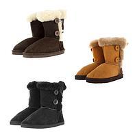 Peruvian Sheepskin & Alpaca Comfort Boots