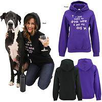 Drink Wine & Pet My Dog Hooded Sweatshirt