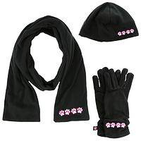 Plush Paws Fleece Accessories