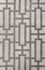 Modern geometric ivory/gray wool blend area rug, 'Urbanite' - Modern Geometric Ivory/Gray Wool Blend Area Rug thumbail