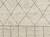 Hand-knotted Moroccan pattern ivory/taupe wool area rug, 'Ethereal' - Hand-Knotted Moroccan Pattern Wool Ivory/Taupe Area Rug (image 2e) thumbail