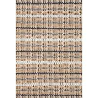 Naturals Textured Jute Taupe Tan Area Rug Naturalist