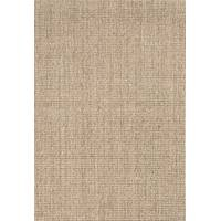 Sisal area rug, 'Shae' - Natural Sisal Hand Loomed Solid Brown/Tan Area Rug