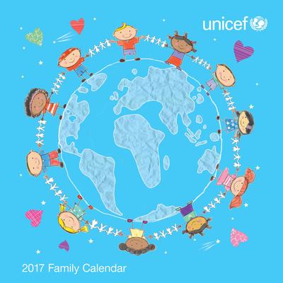 Family Activities Wall Calendar - Organize Family Activities