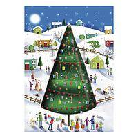 Snowy Towns Christmas Cards - Unicef Christmas Charity Cards
