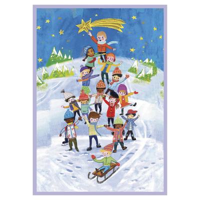 Christmas One World Christmas Cards - Unicef Charity Christmas Cards
