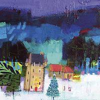 Scottish Winter Scenes Christmas Cards - Unicef Charity Christmas  Cards