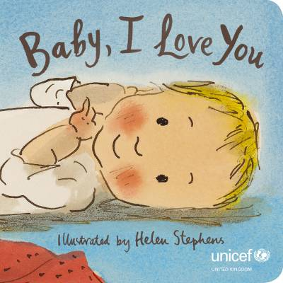 Baby I Love You Book - Beautifully Illustrated Board Book