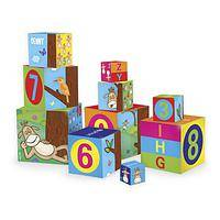 Oenny Children's Nesting Blocks - Children's Year Round Favourite Toy
