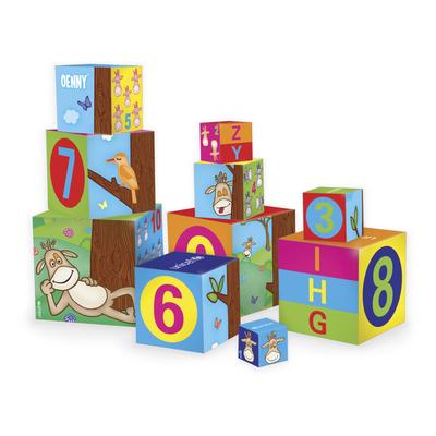 Oenny Children's Nesting Blocks - Children's Year Round Favourite Toy