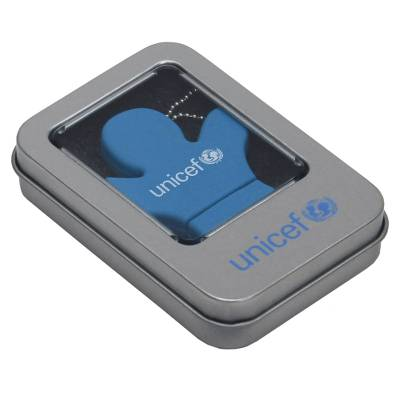 Novelty Shaped USB Stick - Our Handy Memory Stick Helps to Spread the Unicef Message