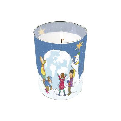 Festive Candle - Perfect Christmas Present for Family, Friend or Neighbour