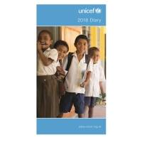 Unicef 2018 Pocket Diary - Unicef Charity 2018 Calendar
