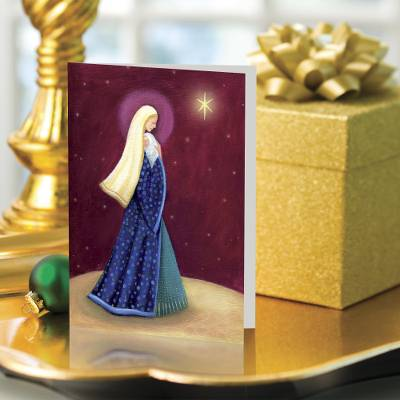 A Child is Born Christmas Cards - Unicef Charity Christmas Cards