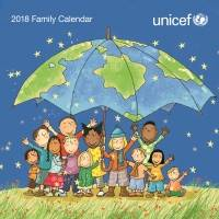 UNICEF 2018 Family Activities Calendar - Unicef Charity 2018 Calendar