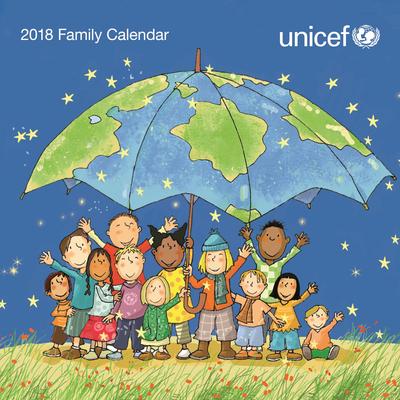 UNICEF 2018 Family Activities Calendar - Unicef Charity 2018 Calendar