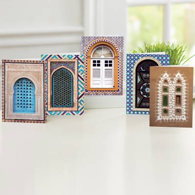 Moorish Mystique Greeting Cards - Unicef Charity Greeting Cards