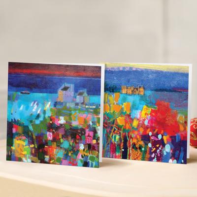 Scottish Landmarks - Unicef Charity Greeting Cards