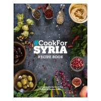 Hardcover book, 'Cook for Syria' - Authentic Syrian Cookbook for UK Syria Emergency Fund