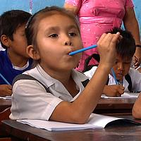 Pencils for 400 children