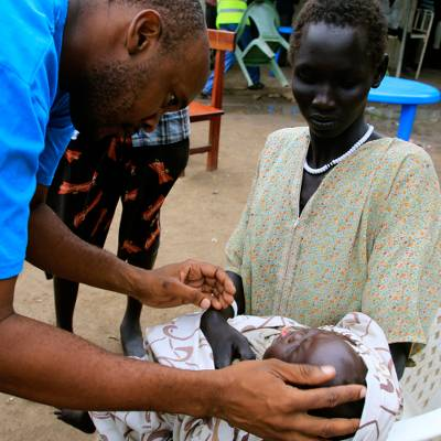 Malaria treatment - Malaria treatment to protect children