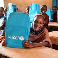 School backpacks for 5 children