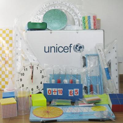 Maths in a box - Help children learn Maths in a box