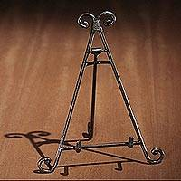 Iron easel, 'My Town' - Metal Easel