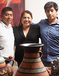 Huaman Paucar Family