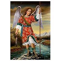 Saint Raphael Peru