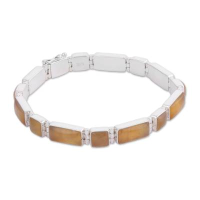 Opal wristband bracelet
