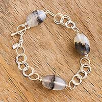 Featured review for Opal link bracelet, Secrets