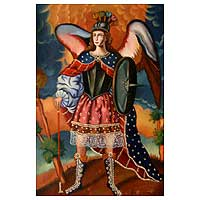 'Gabriel the Archangel, Warrior II' - 'Gabriel the Archangel