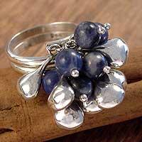 Sodalite cluster ring,