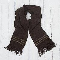 Alpaca scarf,