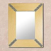 Mirror, 'Shoelace' - Mirror