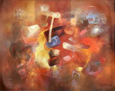 Abstract Painting (2008)