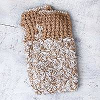 Alpaca fingerless gloves,