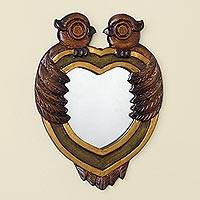 Mirror, 'Owl Heart Secrets' - Mirror