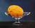 'In My Goblet' (2012) - Papaya in a Glass Original Oil Painting thumbail