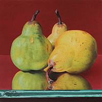 'Reflection' - Still Life with Pears